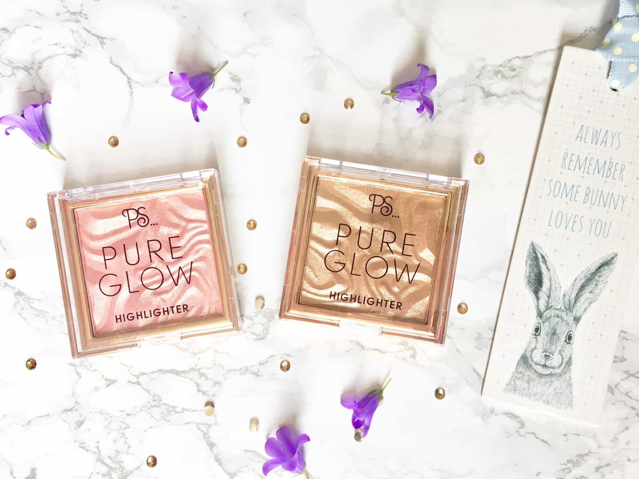 Primark PS Pure Glow Highlighters