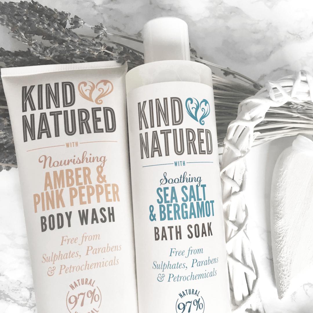 Kind Natured Body Wash & Bath Soak*