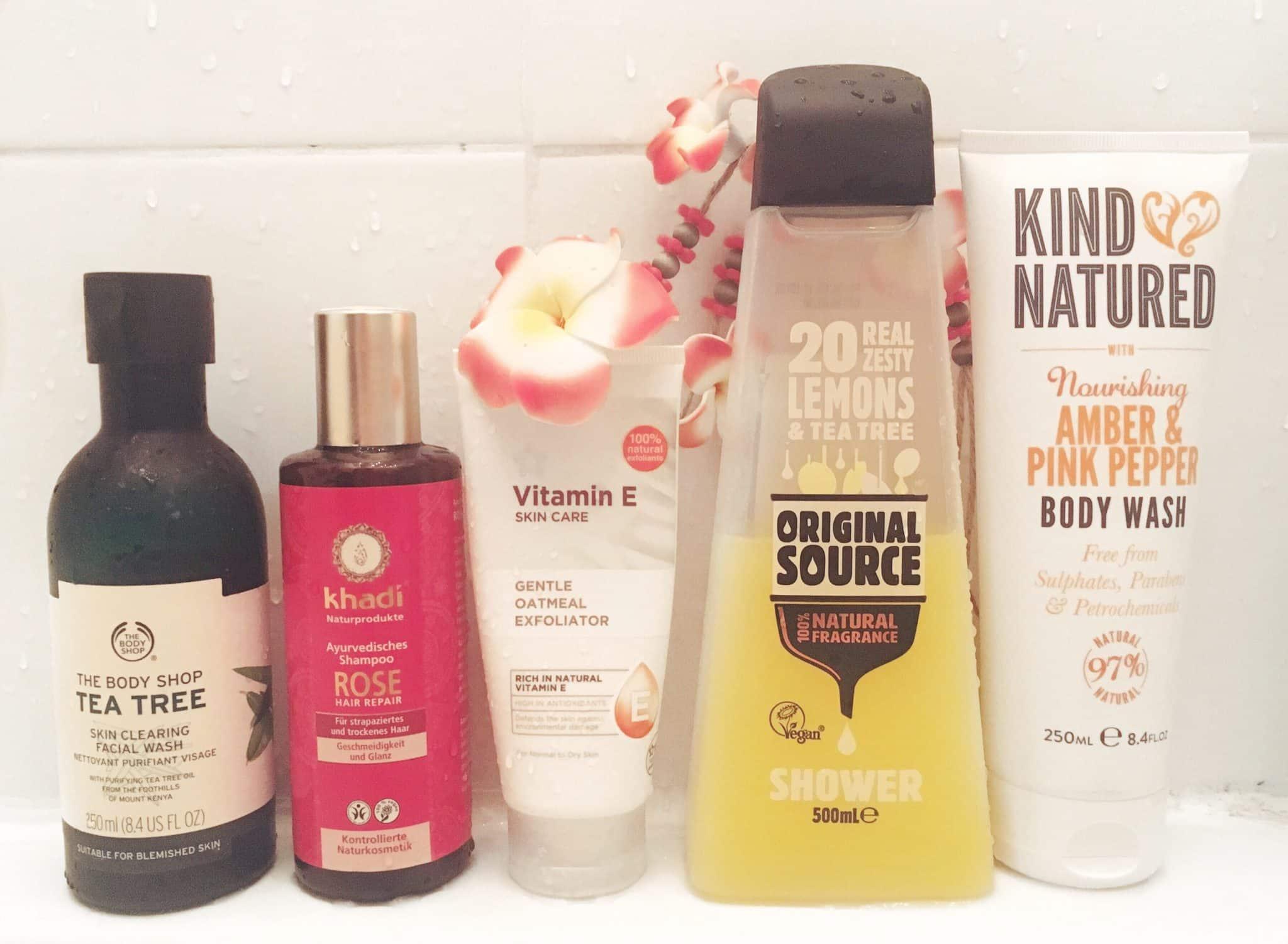 Current Shower Essentials
