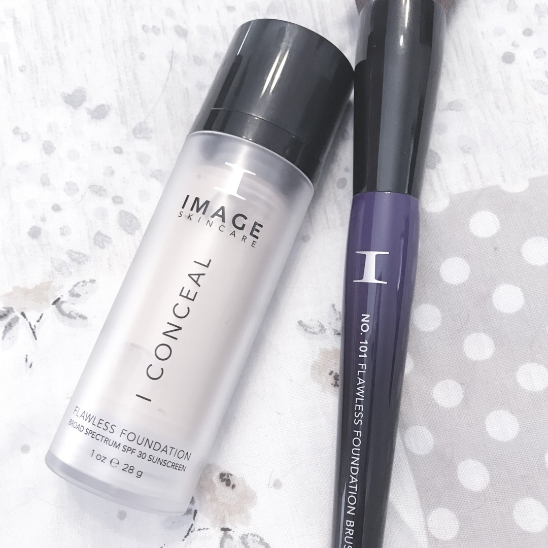 Image Skincare I-Conceal Flawless Foundation & Foundation Brush